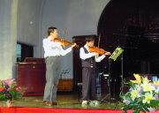 圖片:高笙音樂教室學生音樂演奏會