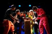 圖片:2009全國高校戲劇季之我們一同走走看
