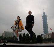 圖片:台北愛爾蘭踢踏舞蹈學院98年度學員成果展