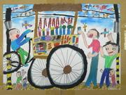 圖片:中華民國第39屆世界兒童畫展