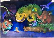 引爆想像魔力2009年全國學生圖畫書創作獎原畫特展