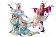 圖片:2010全國高校戲劇季:京劇傳奇