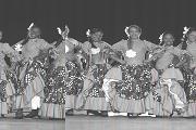 圖片:多明尼加國家民族舞蹈團訪華巡迴演出