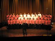 圖片:《花前樂下》合唱音樂劇 2010年度演唱會