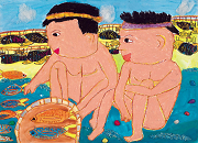圖片:開啟美育的視窗─中華民國第41屆世界兒童畫展