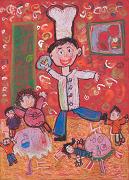圖片:2010年台日兒童畫展