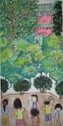 2010台灣兒童水墨寫生得獎作品展