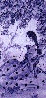 圖片:劉溪北瓷畫風情展