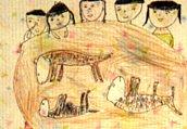 圖片:兒童生活畫教學研究-喜悅的生命