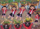 圖片:中華民國第36屆世界兒童畫特優作品展