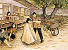《找回老阿嬤的回憶》劉麗玉水彩個展
