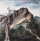 2007年謝榮森彩墨畫個展